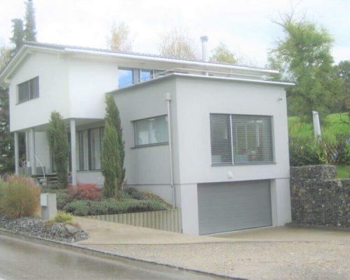 Einfamilienhaus Grosswangen erfolgreich verkauft 2012